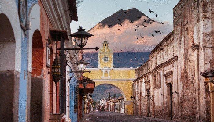 Antigua Guatemala Santa Catalina Arch