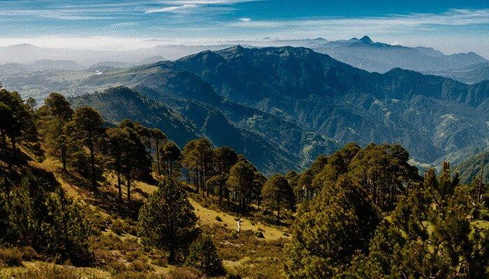Mountainside Guatemala