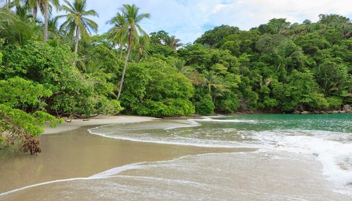 Beach Costa Rica